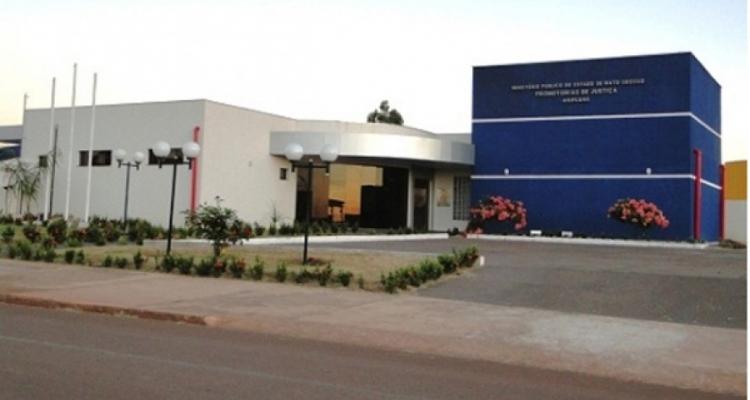 Ministério Público está com inscrições abertas de estágio em Aripuanã