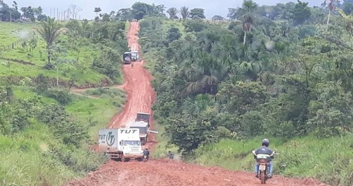 Comissão Frente Parlamentar do Noroeste se reunirá com a FUNAI em Brasília para tratar sobre a BR 174 entre Castanheira e Colniza
