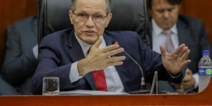 Silval é intimado a depor no MPE sobre esquema de R$ 33 milhões