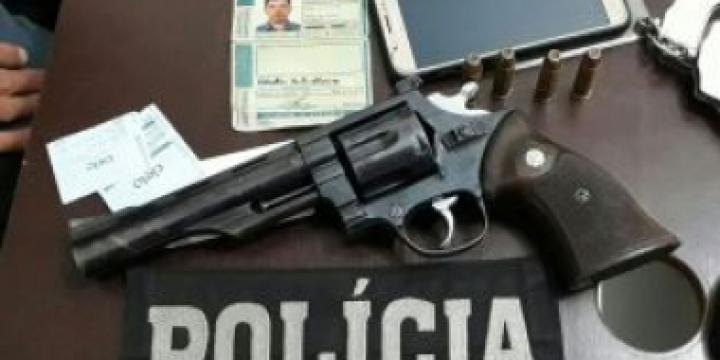 Dupla arma emboscada, mata idosos por vingança e são presos