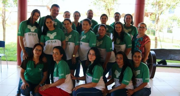 Prefeitura e SENAR/MT promoveram curso de relacionamento interpessoal em Aripuanã