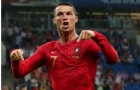 Com três de Cristiano Ronaldo, Portugal e Espanha empatam em 3x3