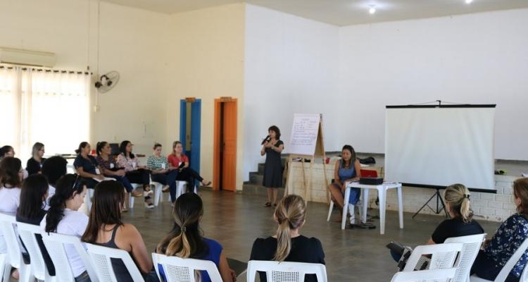 Programa Votorantim pela Infância e Adolescência promove capacitação em Aripuanã