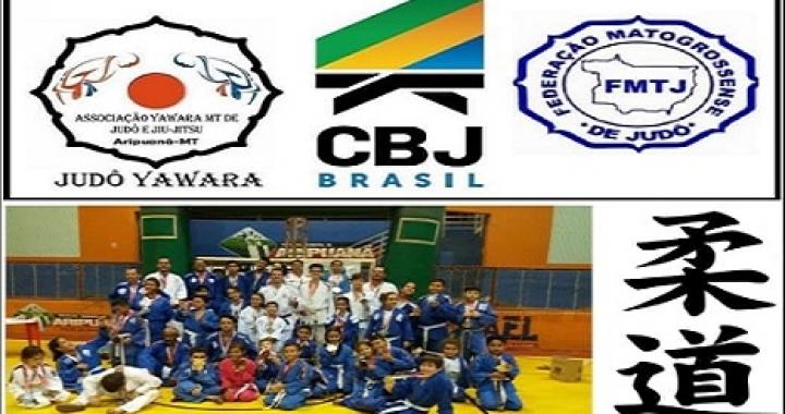 Começam os preparativos para a 2ª edição do Campeonato Municipal de Judô em Aripuanã
