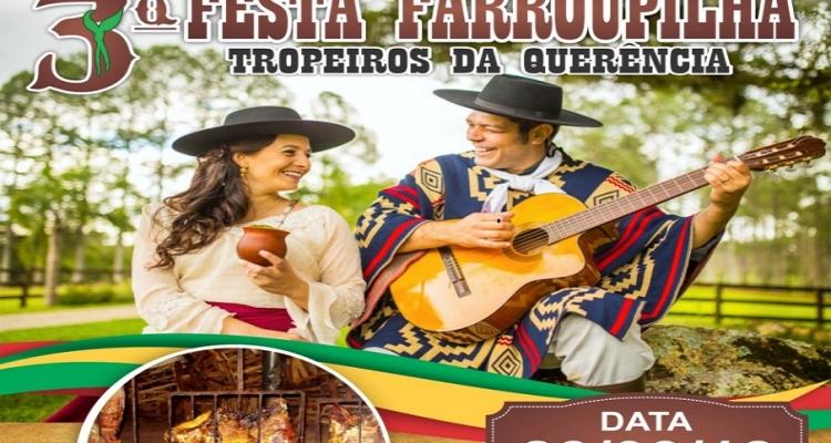 Comunidade Milagrosa promove 3ª Festa Farroupilha em Aripuanã