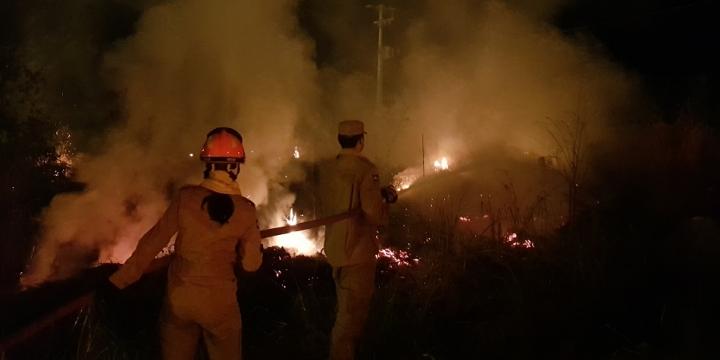 Governo prorroga o período de restrição do uso de fogo