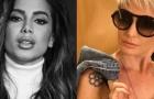Antonia Fontenelle critica famosos anti-Bolsonaro e pressão na web sobre Anitta