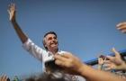 Bolsonaro deixa o Hospital Albert Einstein após 22 dias internado