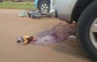 Idoso morre após ser atropelado por dois veículos em rodovia no interior