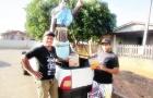Escultura de artista rondoniense chama atenção do castanheirense
