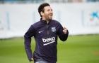 Com dois gols contra o Betis, Messi se aproxima de recorde de Pelé