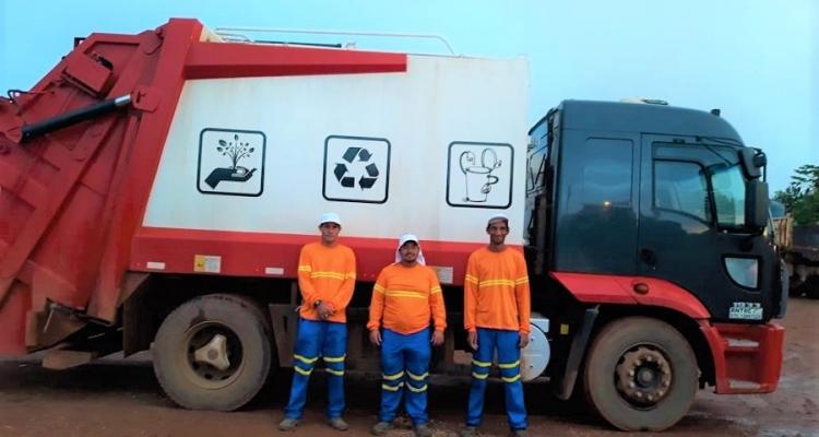 Prefeitura terceiriza coleta de lixo em Aripuanã