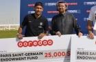 Em Doha, Neymar vence aposta de corrida de camelo e ganha R$ 93 mil