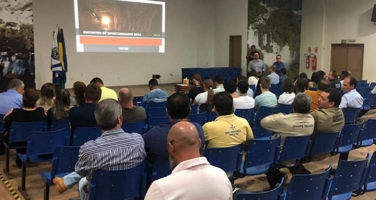 Nexa inicia ciclo de palestras de orientação profissional em Aripuanã