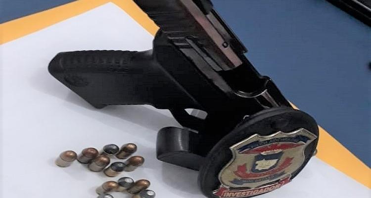 Aripuanã: Homem é preso com arma de fogo durante abordagem em bar