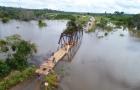 Ponte sobre o rio Araras em RO é liberada para fluxo de veículos; nova interdição deve ser realizada