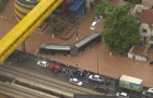Forte chuva isola cidades, provoca alagamentos e desabamentos e deixa 11 mortos na Grande SP