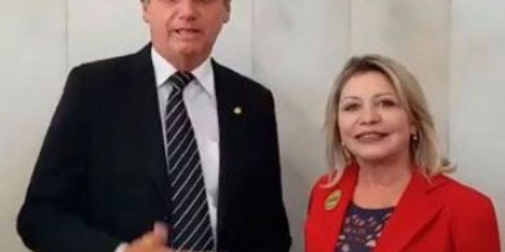 """PSL nacional """"entra na ação"""" e tenta reverter a cassação de senadora de MT"""