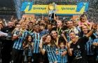 Invicto, melhor defesa da história e dobro de gols do rival: as marcas do Grêmio no Gauchão
