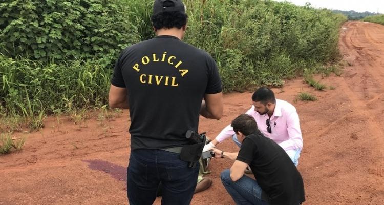 Homem é assassinado com aproximadamente 60 facadas em Aripuanã