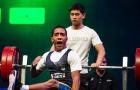 Brasil estreia com 2 ouros e 1 prata no Paralímpico de Halterofilismo