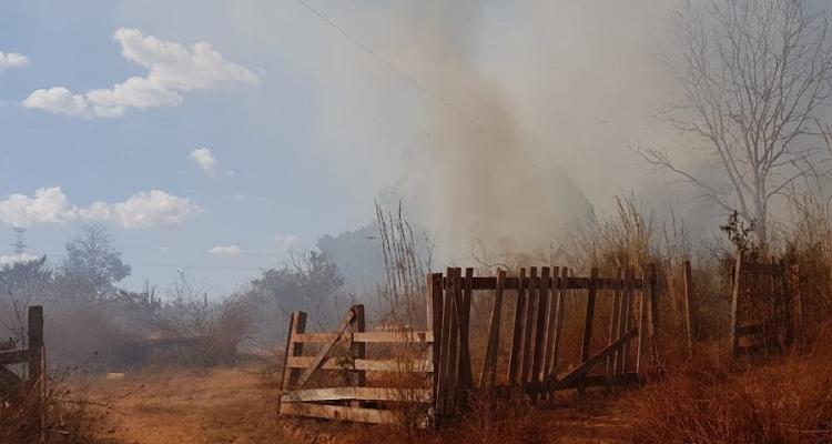 Aripuanã é 2ª cidade que mais registra focos em Mato Grosso