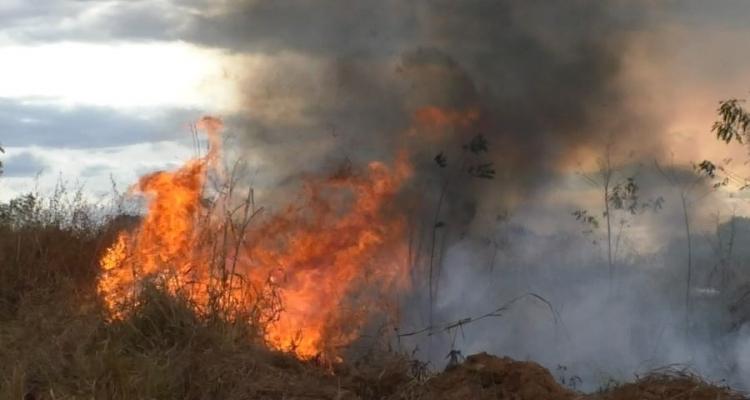Bombeiros atendem quase 50 ocorrências de incêndios em Aripuanã