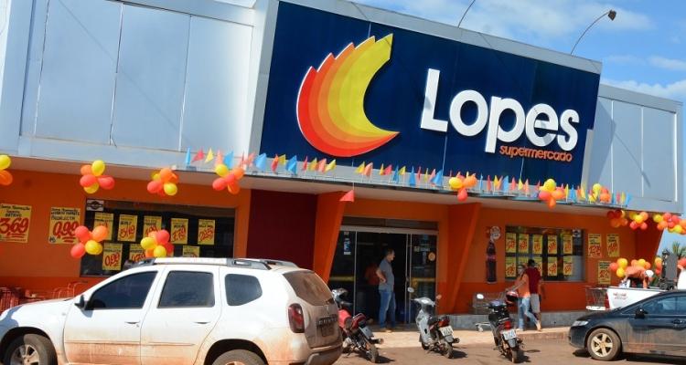 Lopes Supermercado anuncia vagas de emprego em Aripuanã