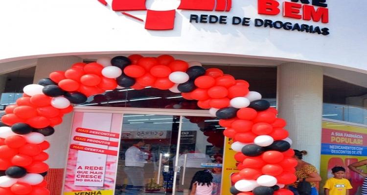 Inauguração da Farmácia Compre Bem agita Aripuanã