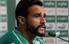 Henrique Dourado se despede do Palmeiras sem marcar gols: 'Não foi da forma que eu esperava'