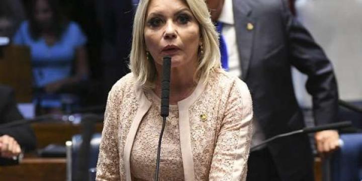 TSE decide pela cassação do mandato da senadora Selma Arruda