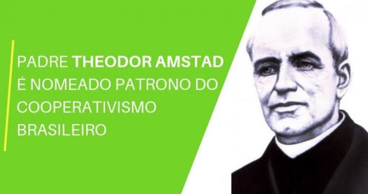 Decreto presidencial oficializa Padre Theodor Amstad como patrono do Cooperativismo Brasileiro
