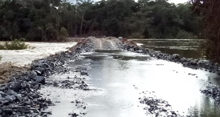 Sindilam emite nota sobre interdição da ponte do Rio Aripuanã via Estrada da Salvação