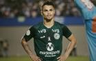 Corinthians anuncia desistência da contratação do atacante Michael, do Goiás