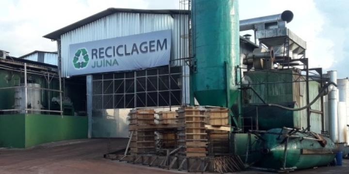 MP e Sema embargam empresa responsável por exalar mau cheiro em Juína