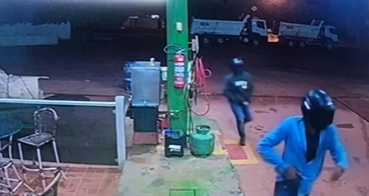 Em Aripuanã posto de combustível é alvo de assalto
