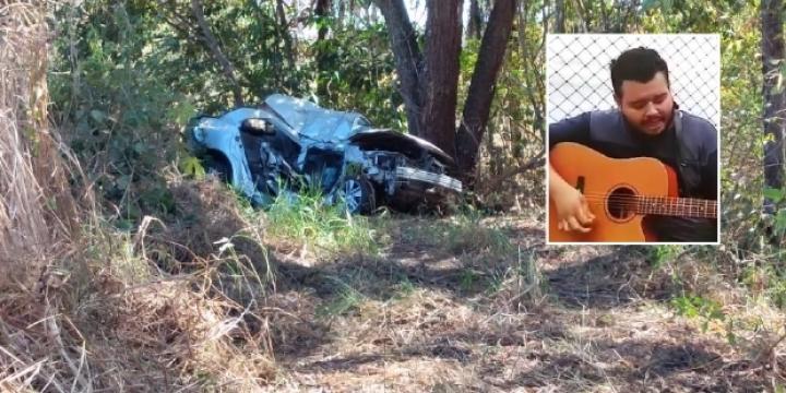 Cantor sertanejo está entre vítimas de acidente com 4 mortos na Estrada da Chapada