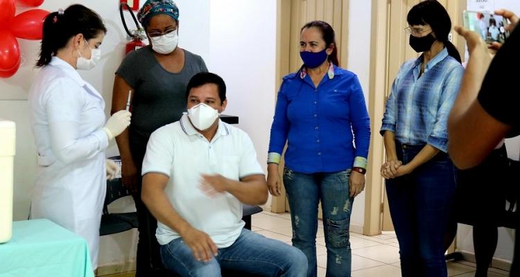 Aripuanã inicia plano de imunização contra a Covid-19