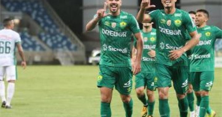Cuiabá está confirmado na Série A do Brasileiro
