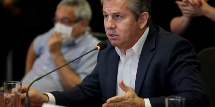 Mendes e mais 13 governadores pedem a Bolsonaro agilidade nas vacinas