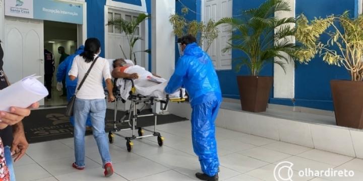 Taxa de ocupação de UTIs ultrapassa 96% em MT; criança de três anos morre com Covid-19