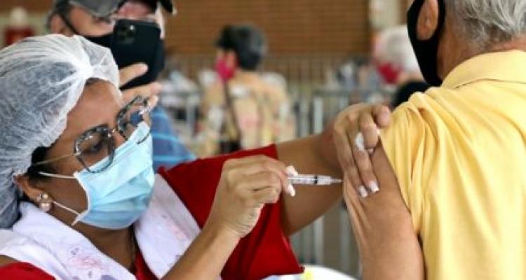 Aripuanã lidera lista dos municípios que aplicaram mais doses da vacina contra Covid-19