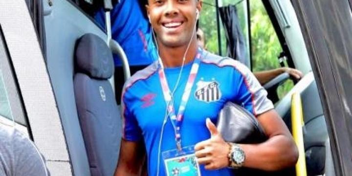 Cuiabá contrata jovem atacante da base do Santos