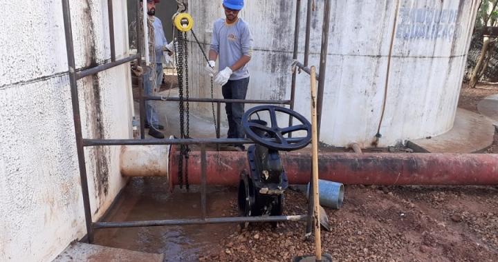 Nexa investe R$ 3,7 milhões na reforma da Estação de Tratamento de Água de Aripuanã