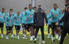 Seleção decide jogar a Copa América