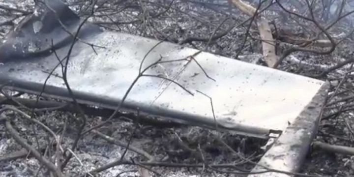 Falha do motor pode ter provocado queda de avião em Mato Grosso; 4 morreram