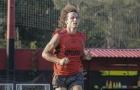 Apresentado pelo Flamengo, David Luiz vai a campo e faz trabalho físico; Gabigol participa