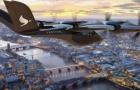 """Gol anuncia compra de 250 aviões do tipo """"carro voador elétrico"""""""