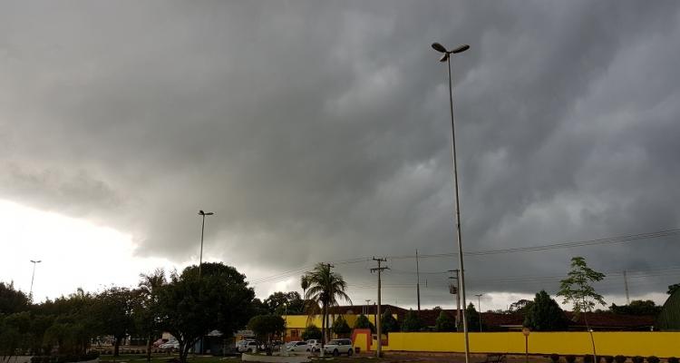Fim de semana tem alerta de tempestade para Aripuanã e outras 69 cidades de MT; veja quais